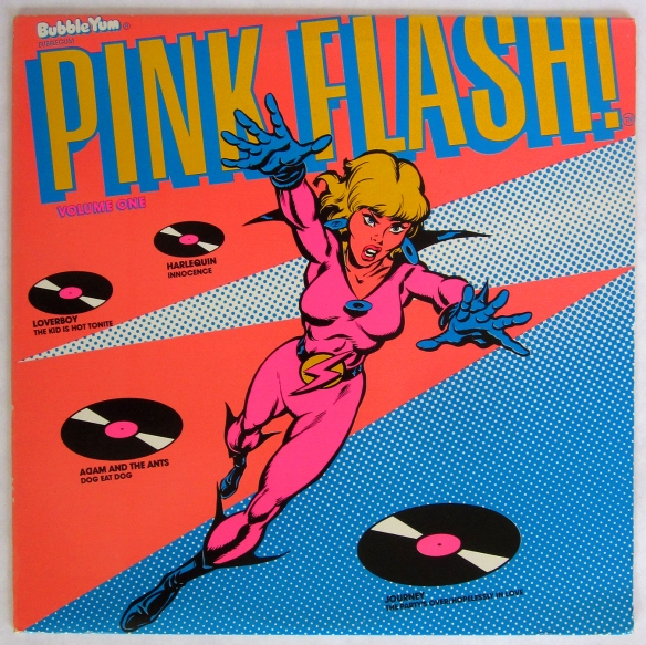 pinkflash